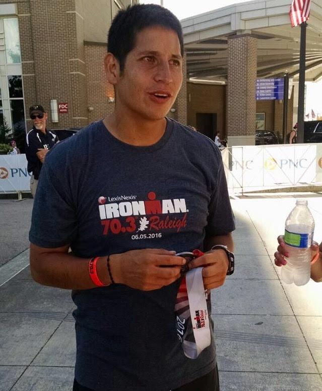 maratonista y IronMan geek