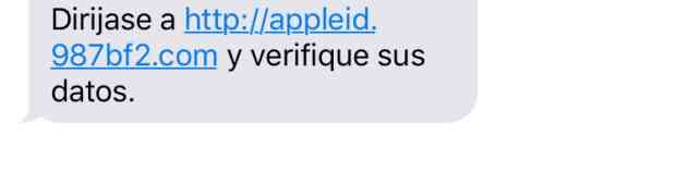 Phishing con AppleID